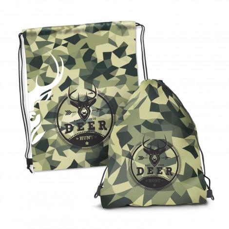 Drawstring Backpack - Full Colour