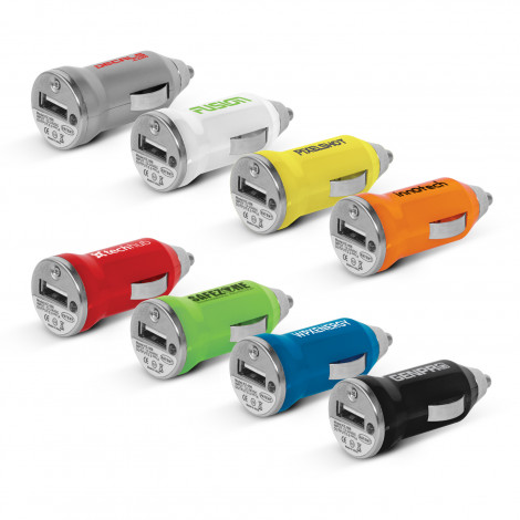 Mini Car Charger