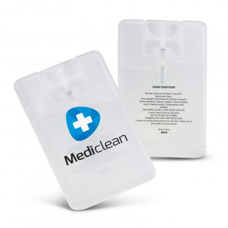 Hand Sanitiser Card