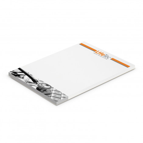 A6 Note Pad - 50 Leaves